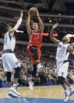 Jan. 29: Rockets 117, Mavericks 115  Houston completed back-to-back wins over the Mavs and Spurs for the first time since 1989 after back-to-back losses against the Grizzlies.  Record: 31-17 Photo: LM Otero, Associated Press
