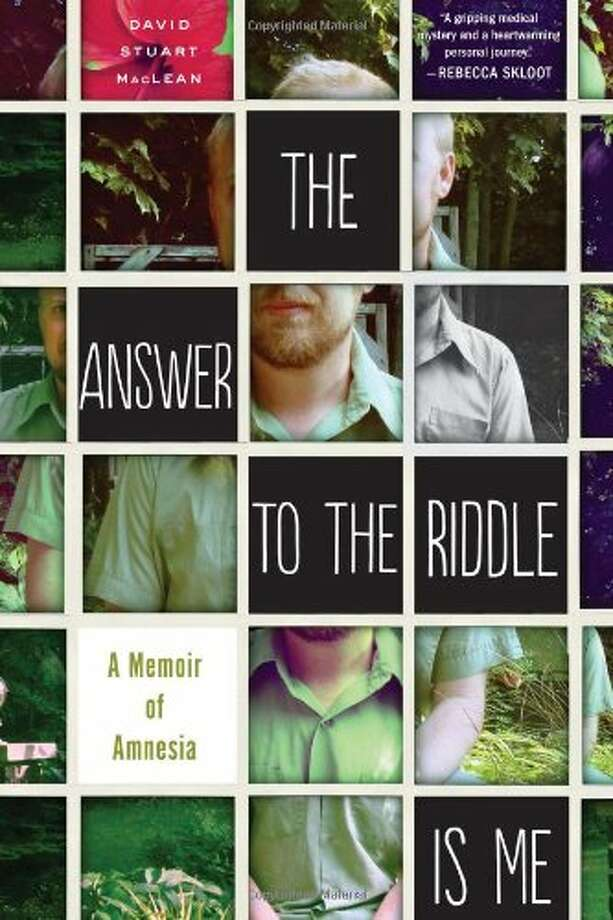 """The Answer to the Riddle Is Me"" by David Stuart MacLean (bigger rez) Photo: Xx"