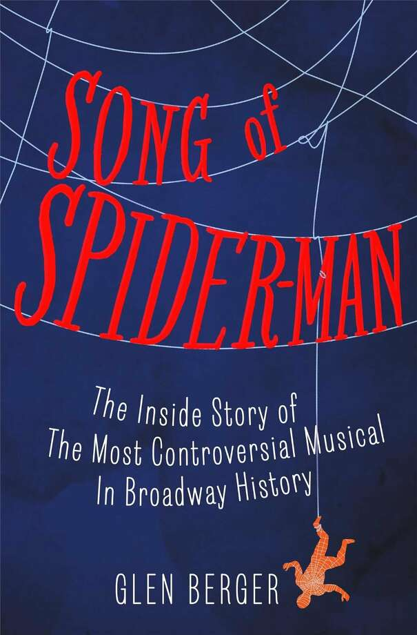 """Stuntmen from """"Spider-Man: Turn Off the Dark"""" take a curtain call at the final performance on Broadway. Photo: Xx"""