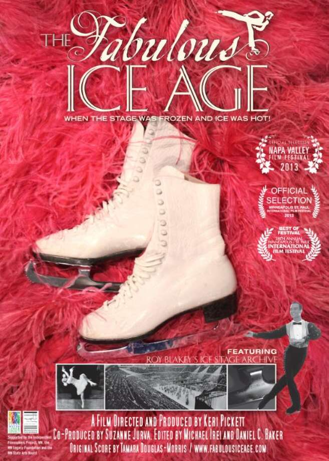 "'The Fabulous Ice Age'- ""The Fabulous Ice Age"" chronicles the era of the great American touring iceshows revealing how, with their dazzling production numbers and variety acts, they dominate family entertainment for decades. It also depicts one skater's quest to keep this history from being forgotten. The ice shows' creation and success changed the lives of skaters and audiences alike - eventually exporting American culture around the world. Rare archival footage, candid interviews with producers, skating legends and devoted chorus gypsies bring this never-before-told history of a uniquely American art form to life. Available: Feb. 3"