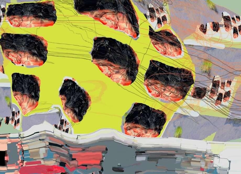 """Eduardo Daniel Rodriguez. """"Bide"""" 2011. Digital.  Archival Pigment Print. Artist's Proofs only. (various print sizes on archival fine art paper) ©2011 E.D.R."""