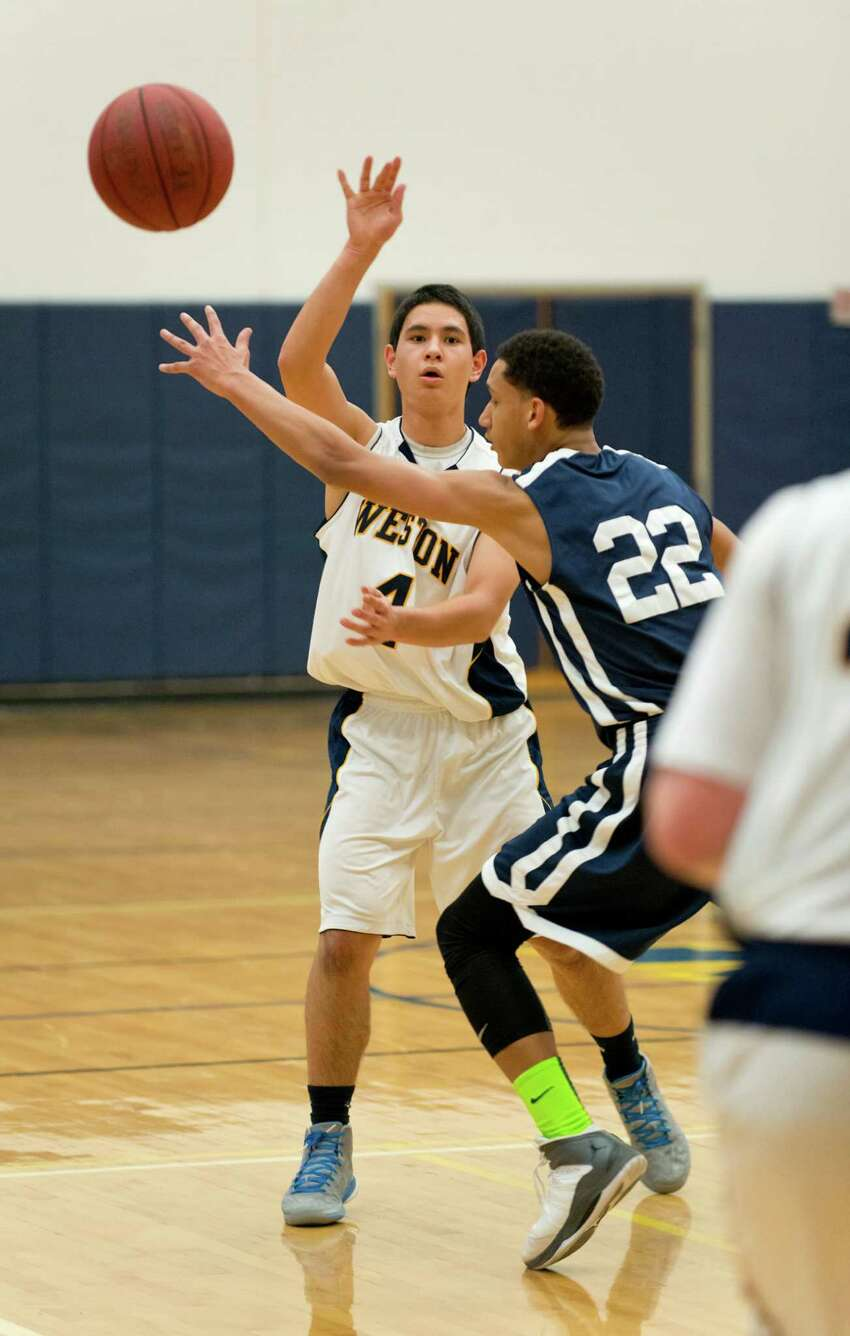 (3) Second-to-none. Weston used a strong second quarter spurt on their way to beating Immaculate, 59-50. The Trojans scored the last 11 points of the first half and outscored Immaculate 18-3 in the period. Weston has clinched a berth in the state playoffs