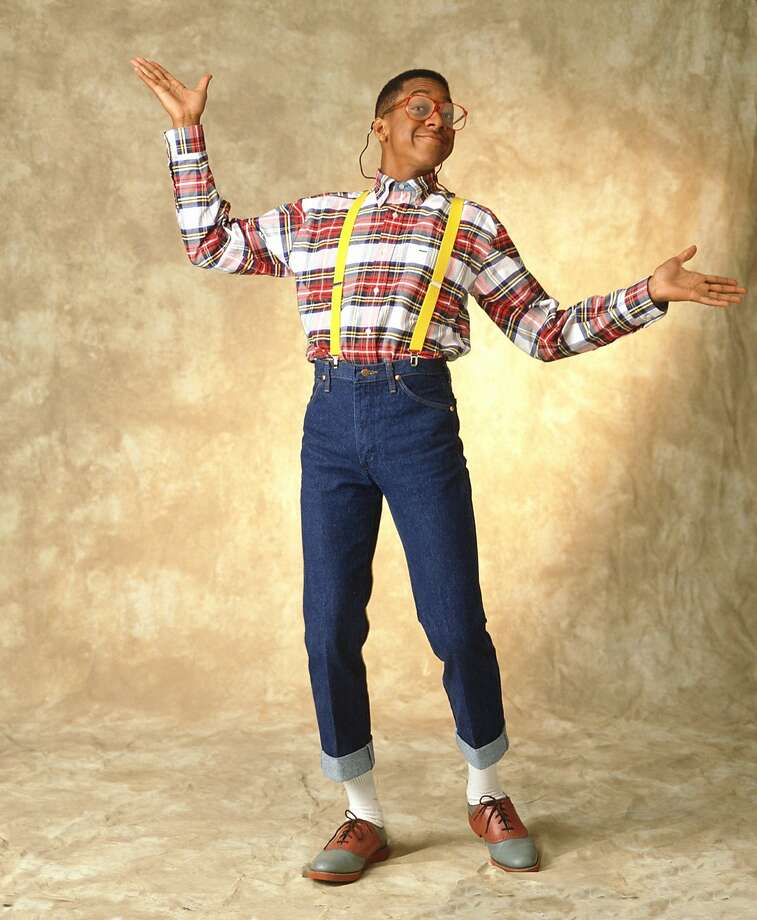 WHITE/C/09JUL99/DD/HO-FAMILY MATTERS-- Jaleel White portrays Urkel -- the ultimate nerd -- in the popular, long-running comedy series, FAMILY MATTERS, which airs on the ABC Television Network. 95-96 SEASON CD PHOTO HANDOUT Photo: Handout, SFC