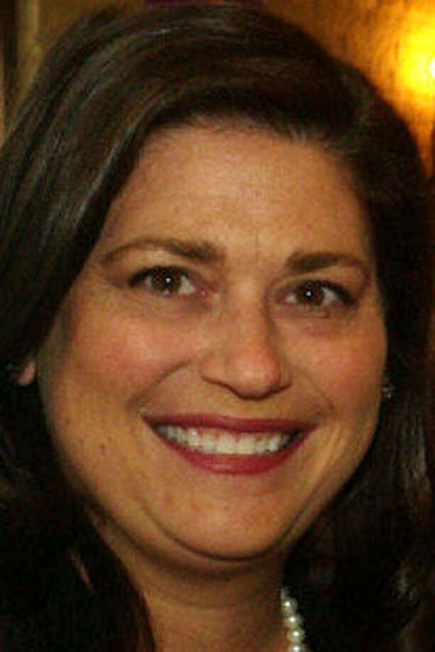 Sandi Wolff is wife of Bexar County Commissioner Kevin Wolff. / SAN ANTONIO EXPRESS-NEWS