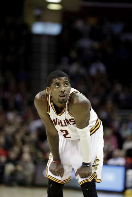 Despite the Cavaliers' struggles this season, point guard Kyrie Irving presents a challenge for any opposing team, and given the Rockets' recent issues with elite players at his position, Saturday's game could be a bit tougher than would normally be expected. Photo: Tony Dejak, STF / AP