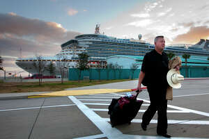 Boy, 12, medevac'd from cruise ship near Galveston - Photo