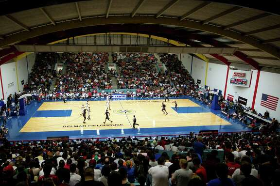 Delmar-Tusa Fieldhouse often hosted the elite, including a game of NBA players during the 2011 lockout.