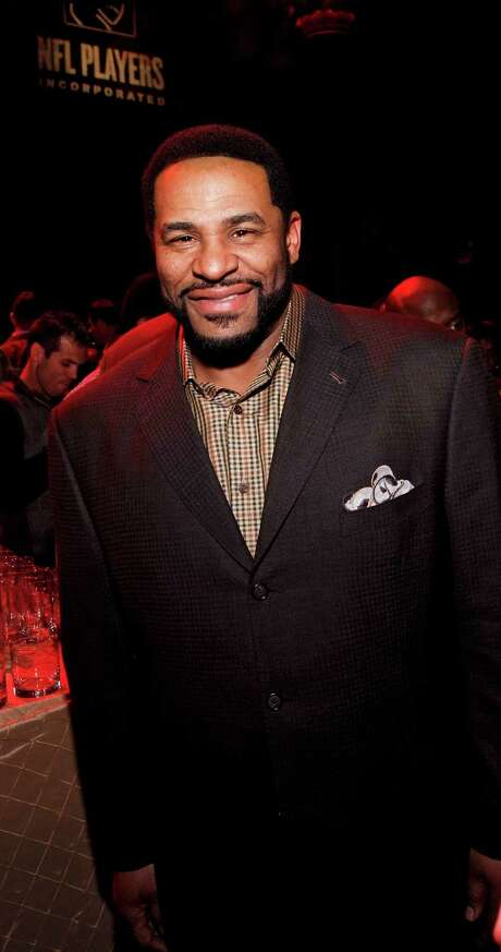 IMAGE DISTRIBUTED FOR NFL PLAYERS - Former NFL player Jerome Bettis is seen at the Super Bowl VIP Party on Jan. 30, 2014, in New York City. (Brian Ach/AP Images for NFL PLAYERS) Photo: Brian Ach, FRE / AP Images