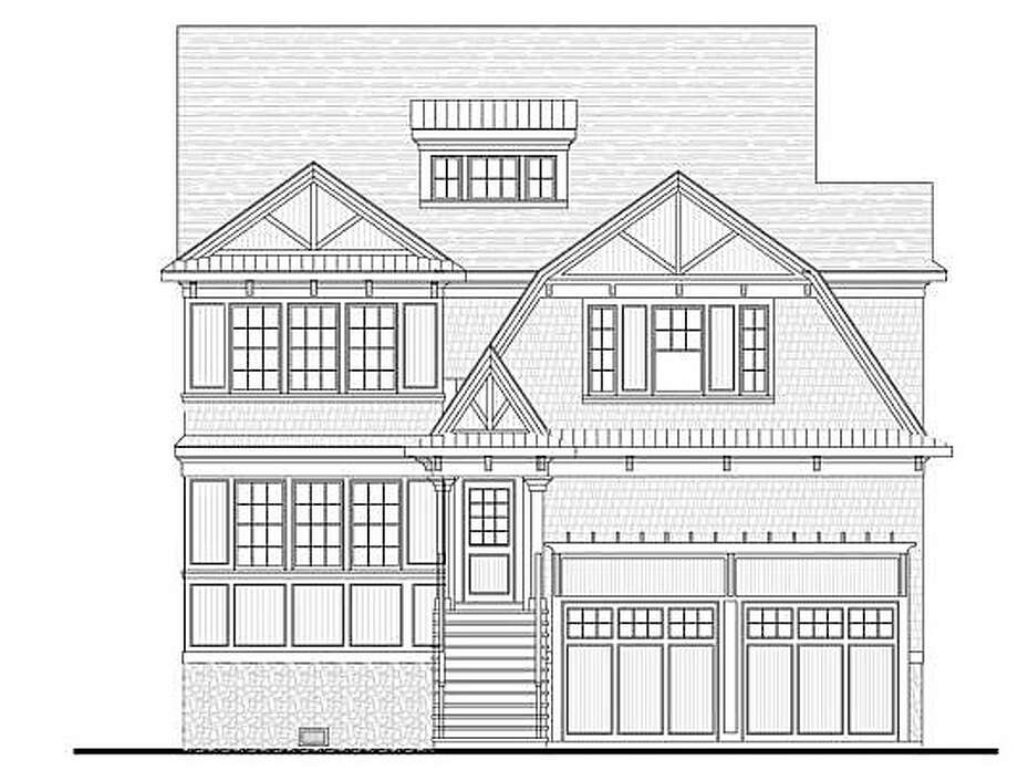 A rendering of the property at 289 Puritan Road that was sold recently for $1,575,000. Photo: Contributed Photo / Fairfield Citizen contributed