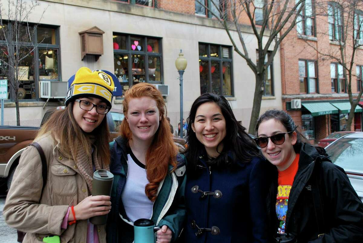 Were you Seen sampling different soups and chowders at the 16th Annual Chowderfest during Winterfest Weekend in Saratoga Springs on Saturday, Feb. 1, 2014?