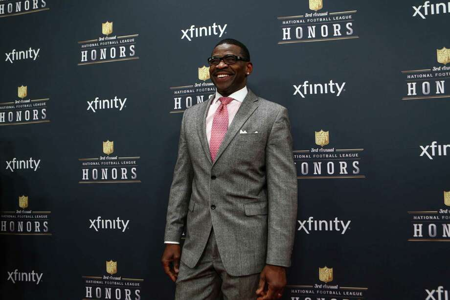 Michael Irvin walks the red carpet before the NFL Honors awards ceremony on Saturday, February 1, 2014 at Radio City Music Hall in New York City. Photo: JOSHUA TRUJILLO, SEATTLEPI.COM / SEATTLEPI.COM