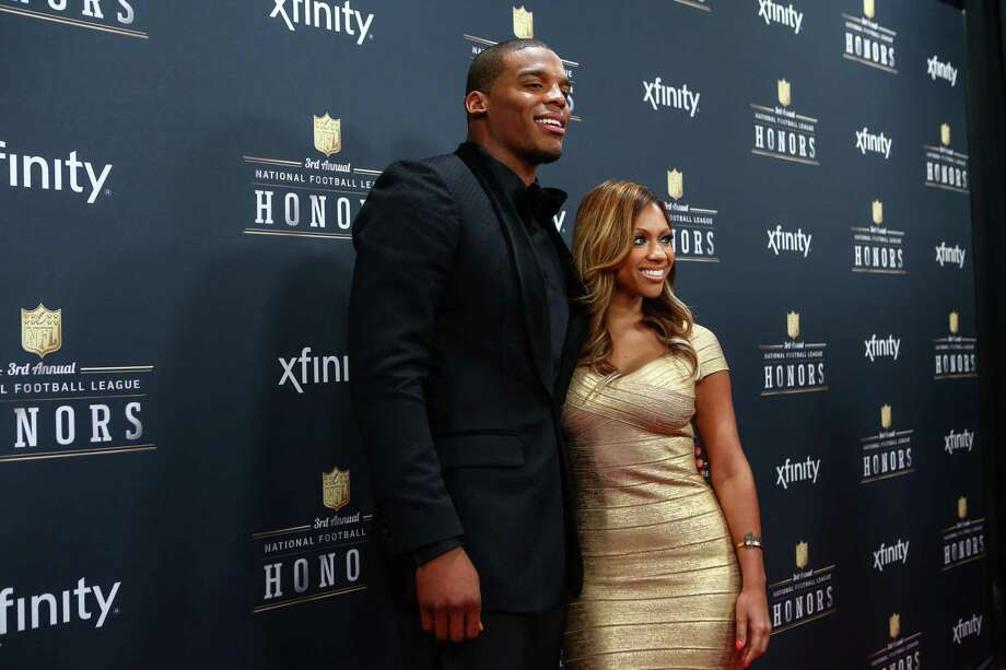 Carolina Panthers quarterback Cam Newton walks the red carpet before the NFL Honors awards ceremony on Saturday, February 1, 2014 at Radio City Music Hall in New York City. Photo: JOSHUA TRUJILLO, SEATTLEPI.COM / SEATTLEPI.COM