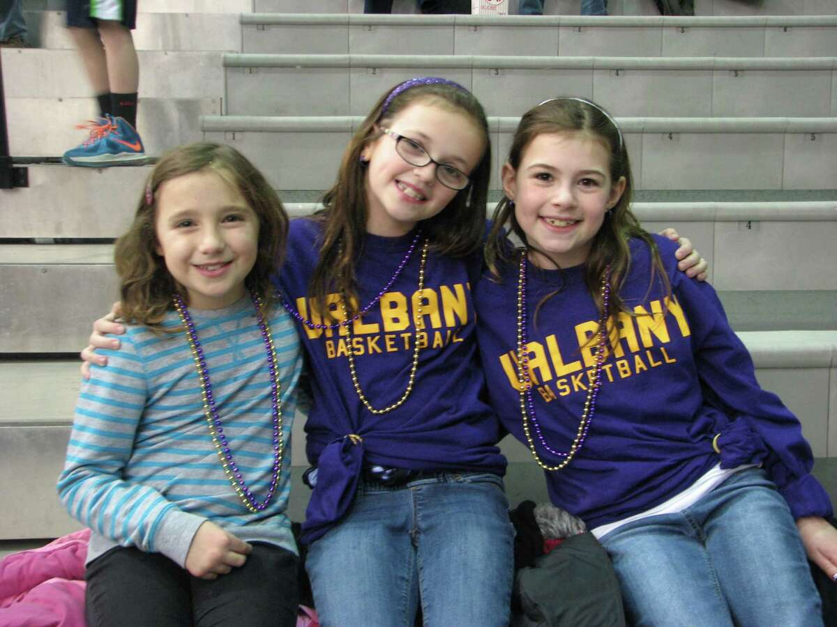 Were you Seen at the 17th Annual Big Purple Growl and Ferocious Feast at UAlbany on Saturday, Feb. 1, 2014?
