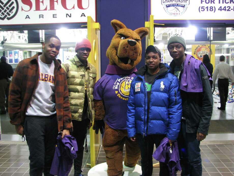 Were you Seen at the 17th Annual Big Purple Growl and Ferocious Feast at UAlbany on Saturday, Feb. 1, 2014? Photo: Casey SoHyeun Cho