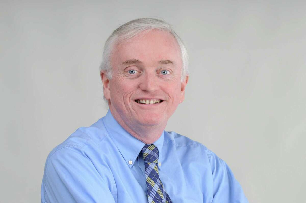 Pete Dougherty, Wednesday, Feb. 6, 2013. (Will Waldron /Times Union)