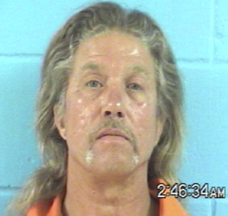 Chambers County officials are holding Larry Dewayne Brinkley, 56, of Houston, on $750,000 bail in the Friday night shooting death of Leslie Larrison, 54, in an apparent road-rage incident. Photo: Chambers County Sheriff's Department
