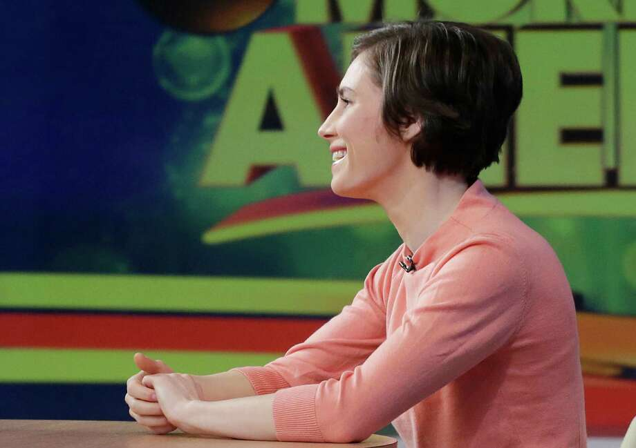 """Amanda Knox smiles during a television interview, Friday, Jan. 31, 2014 in New York. Knox said she will fight the reinstated guilty verdict against her and an ex-boyfriend in the 2007 slaying of a British roommate in Italy and vowed to """"never go willingly"""" to face her fate in that country's judicial system . """"I'm going to fight this to the very end,"""" she said in an interview with Robin Roberts on ABC's """"Good Morning America."""" Photo: Mark Lennihan, AP  / AP"""