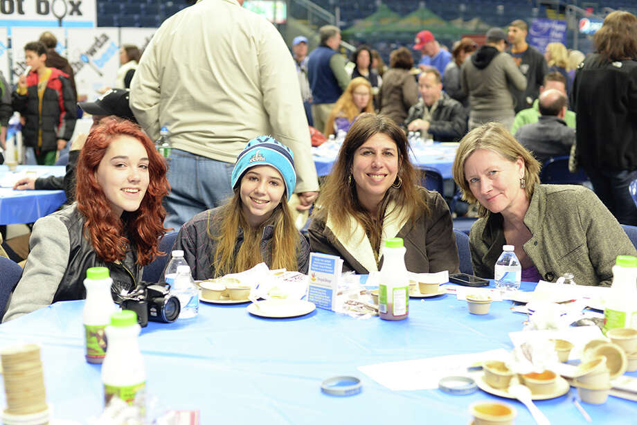 Were you SEEN at Chowder Fest 2014? Photo: Andrew Merrill