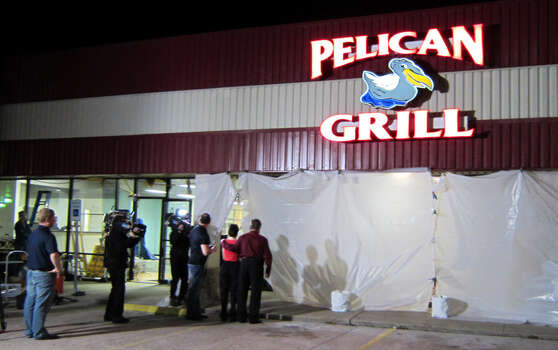 Pelican Grill was featured on an episode of Food Network's 'Restaurant Impossible.' Photo: Syd Kearney, Houston Chronicle