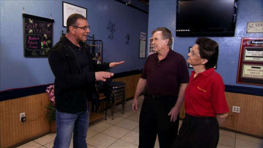 Pelican Grill was featured on an episode of Food Network's 'Restaurant Impossible.' Photo: Courtesy Photo, Food Network