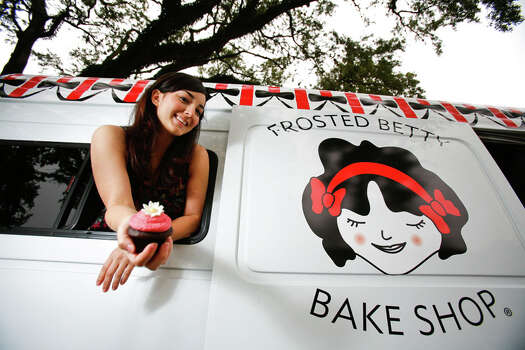 Nicole Mora of Frosted Betty Bake Shop has competed on Food Network's 'Cupcake Wars.' Photo: Nick De La Torre, Houston Chronicle / Houston Chronicle