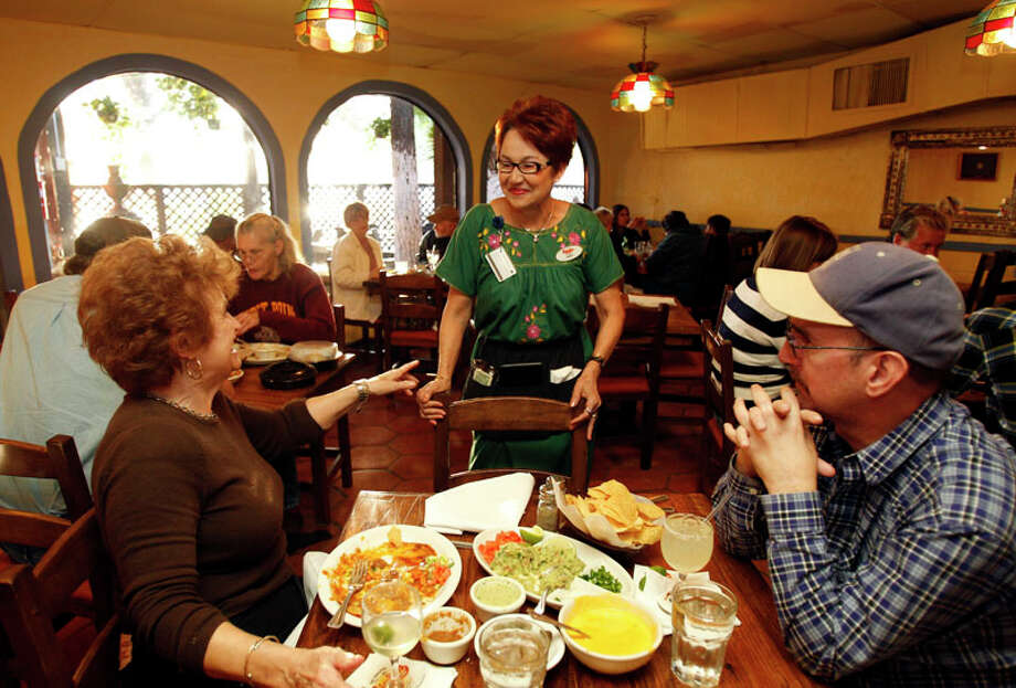 The Original Ninfa's on Navigation was featured on Food Network's 'The Best Thing I Ever Ate.' Photo: Melissa Phillip, Houston Chronicle / Houston Chronicle