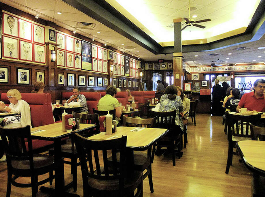 At Kenny & Ziggy's was featured on Food Network's 'Diners, Drive-Ins and Dives.' Photo: Alison Cook, Houston Chronicle