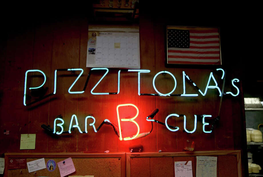 Pizzitola's Bar-B-Cue  was featured on Cooking Channel's 'Road Trips with G. Garvin.' Photo: Thomas B. Shea, For The Houston Chronicle / © 2013 Thomas B. Shea