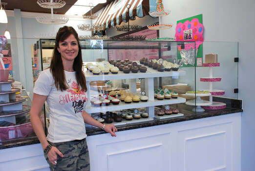 Terese Yates of Frost Bake Shoppe competed on the Food Network's 'Cupcake Wars.' Photo: Lindsay Peyton