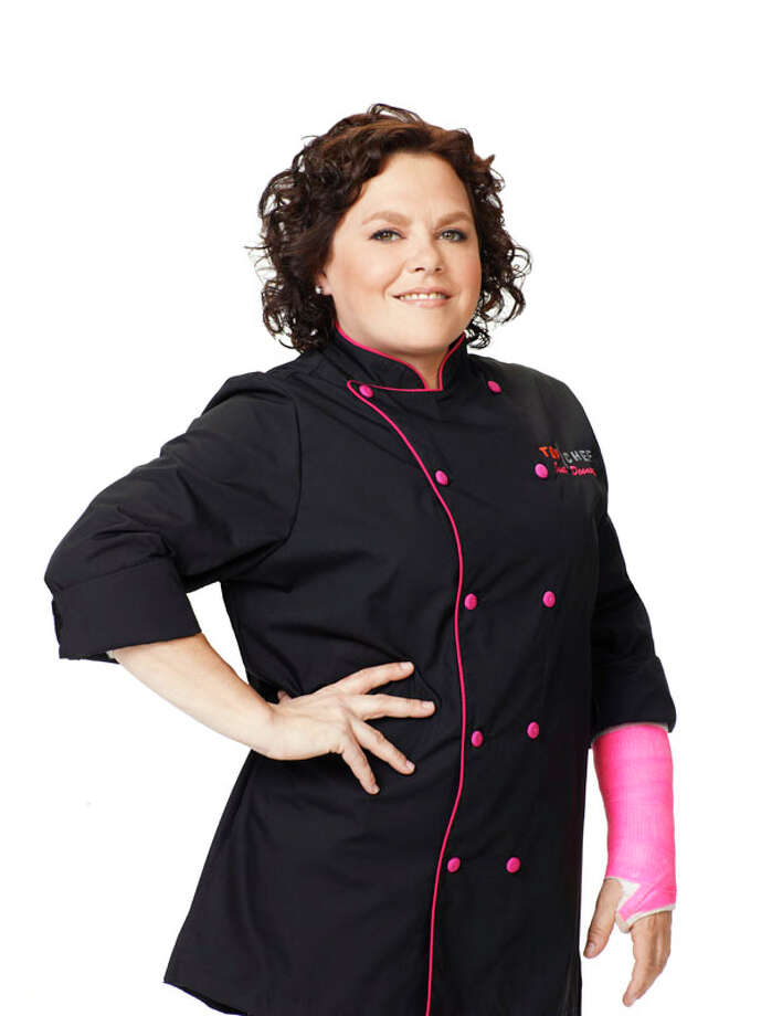 Houston pastry chef Rebecca Masson was a contestant on Bravo TV's 'Top Chef Just Desserts.' Photo: Bravo / © Bravo