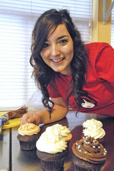 Nicole Mora of Frosted Betty's was a contestant on Food Network's 'Cupcake Wars.' Photo: Tony Bullard / Freelance Credit: Tony Bullard