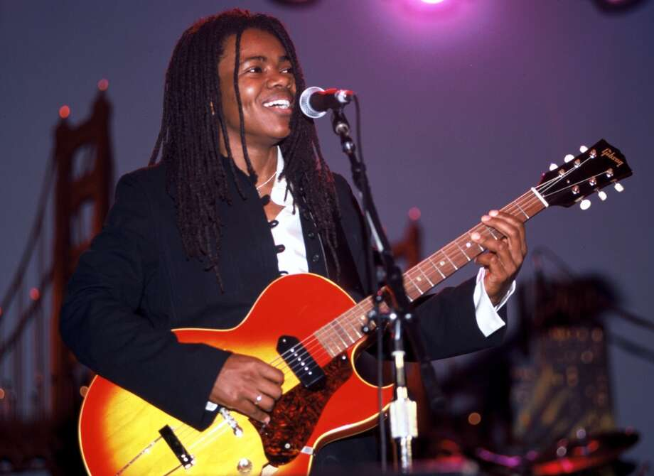 Musician Tracy Chapman, a longtime S.F. resident, lives in the Mission not far from … Photo: Tim Mosenfelder, Getty Images