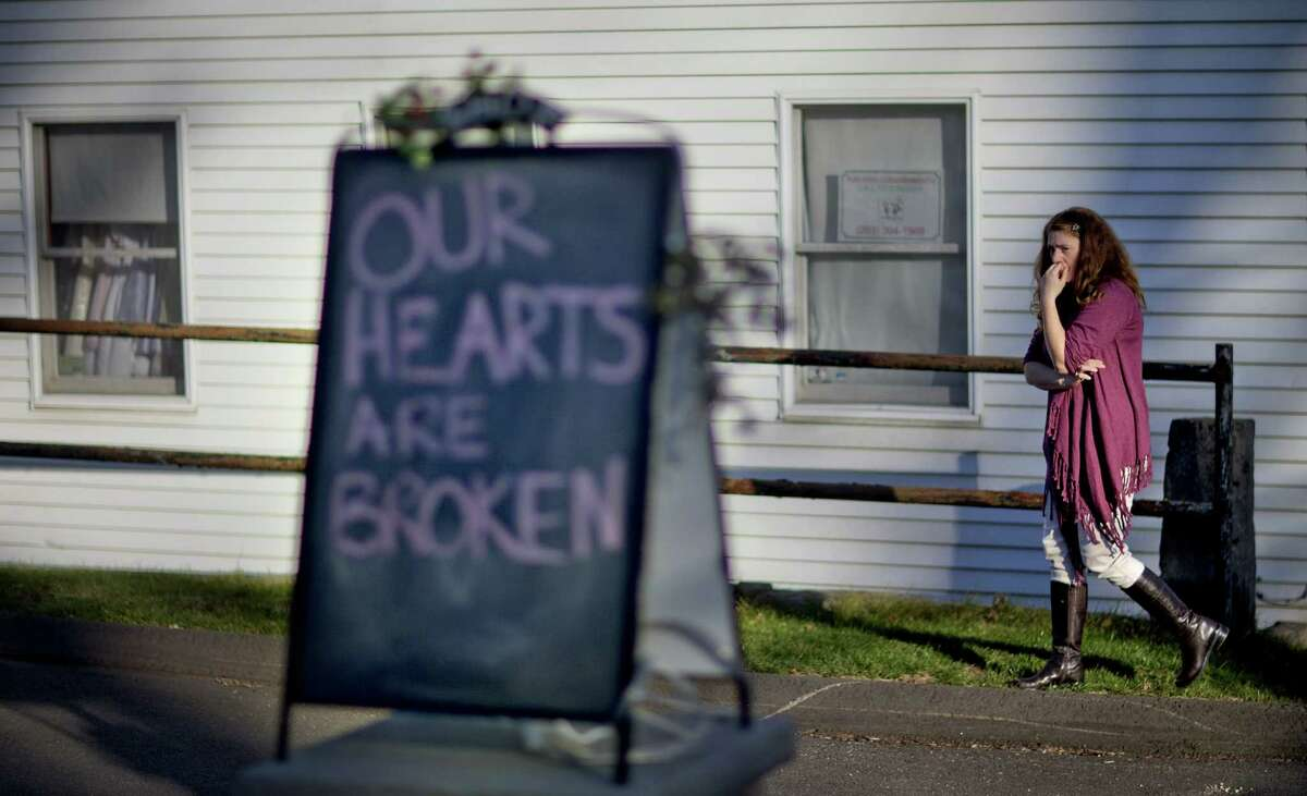 Connecticut residents were shattered by the Sandy Hook Elementary School shooting in 2012.