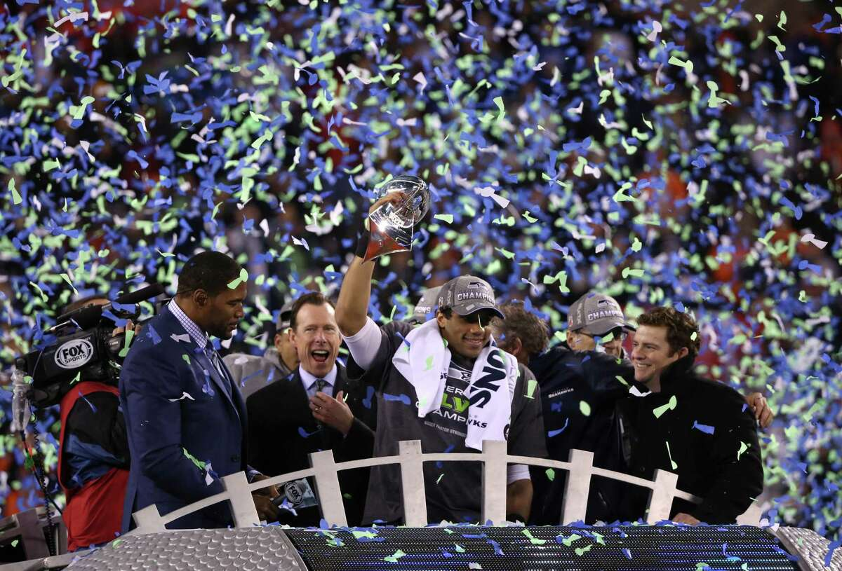 What are the odds that the Seahawks will win it all again next season?