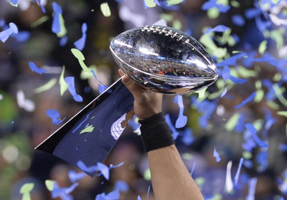 In their words: Seahawks win Super Bowl XLVIIIWhen the confetti had fallen and the Broncos had sulked to their losing locker room, the victorious Seattle Seahawks spoke their mind about their spectacular performance in Super Bowl XLVIII on Sunday. Here's a collection of the best quotes from the Seahawks after beating Denver 43-8 to bring home the Vince Lombardy Trophy for the first time in Seattle history. Photo: TIMOTHY A. CLARY, AFP/Getty Images