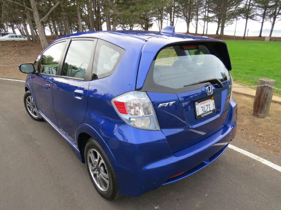 The car itself drives much like its gasoline-powered cousin, but there are enough differences to remind you this is not your ordinary Fit. There are gauges for electric power usage and they will constantly warn you that you are driving a car that effectively comes with a leash – Honda says the car's range is 82 miles on a charge.