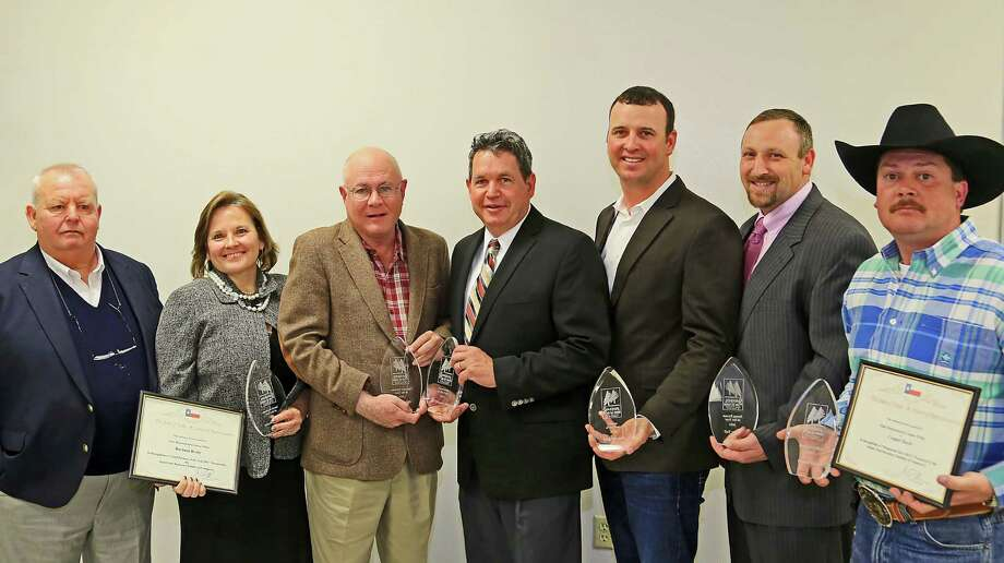 Jasper Chamber Aaward Winners photo by Charles Kerr