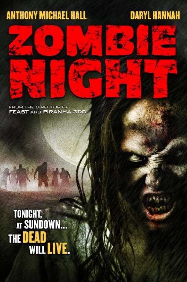 'Zombie Night'- As night falls in a small California town, the dead rise from their graves and go looking to feast on the flesh of the living. Two families band together to face a long night of terror, fighting to survive until sunrise. Available: Feb. 5