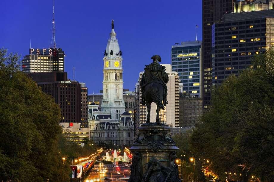 9. PhiladelphiaAverage 2013 salary: $92,138; Change from 2012: Increase of 7.5%, or $6,466 (John Greim/LightRocket via Getty Images) Photo: John Greim, LightRocket Via Getty Images
