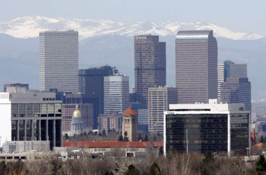 7. Denver Average 2013 salary: $93,915; Change from 2012: Increase of 3.1%, or $2,765 (David Zalubowski/AP Photo) Photo: David Zalubowski, AP