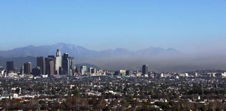 3. Los AngelesAverage 2013 salary: $95,815; Change from 2012: Increase of 3.5%, or $3,317 (Reed Saxon/AP Photo) Photo: Reed Saxon, Associated Press