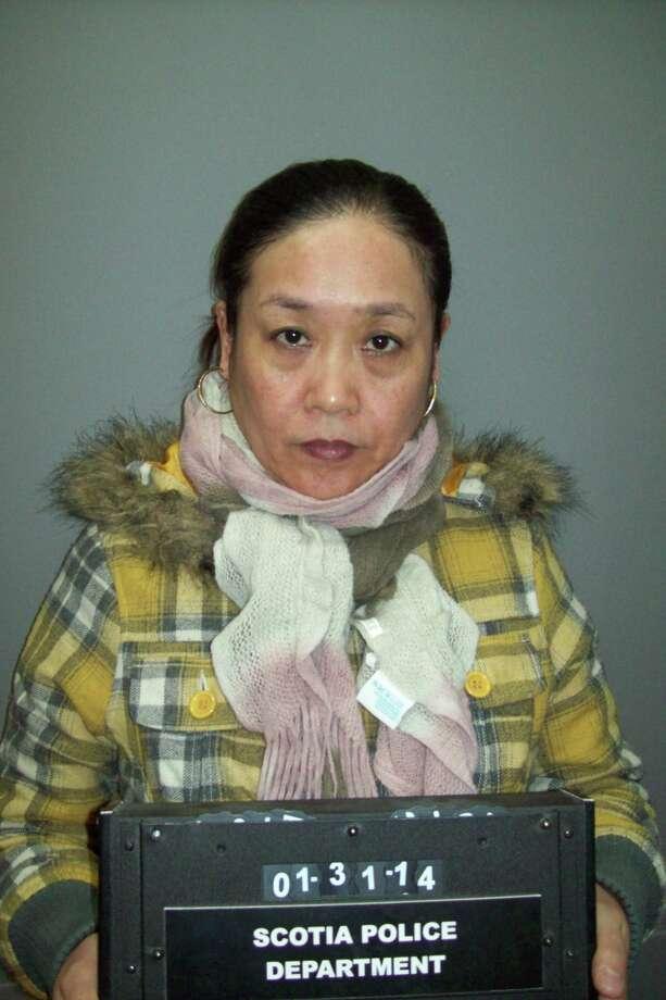 Li Fang, 50, of Flushing. (Scotia Police Department)