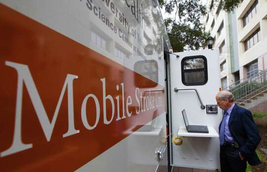 The nation's first mobile stroke unitThe University of Texas Health Science Center at Houston (UTHealth) 