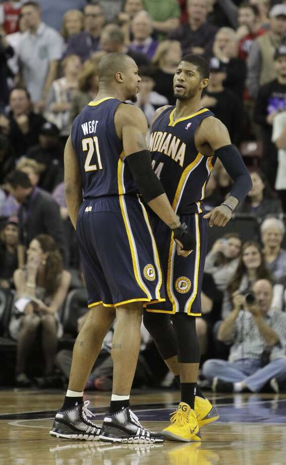 2. Pacers (36-10) January ranking: 3 December ranking: 1 Preseason ranking: 4 Signing of Andrew Bynum to an already deep team does not hide that Pacers have slipped in recent weeks or that there is no reason for much concern about a relative slide of a team with the league's best defense, two All Stars and a snubbed star (Lance Stephenson) with something to prove. Photo: Rich Pedroncelli, Associated Press