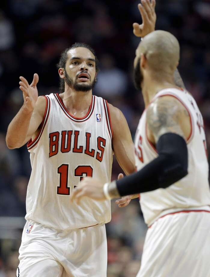 15. Bulls (23-23)  January ranking: 16 December ranking: 18 Preseason ranking: 3 If the Bulls could lose or trade another key player or two, they might really make a move. They have responded, even after the stunning trade of Luol Deng, by cranking up their defense, making it the second-best in the NBA. Photo: Nam Y. Huh, Associated Press