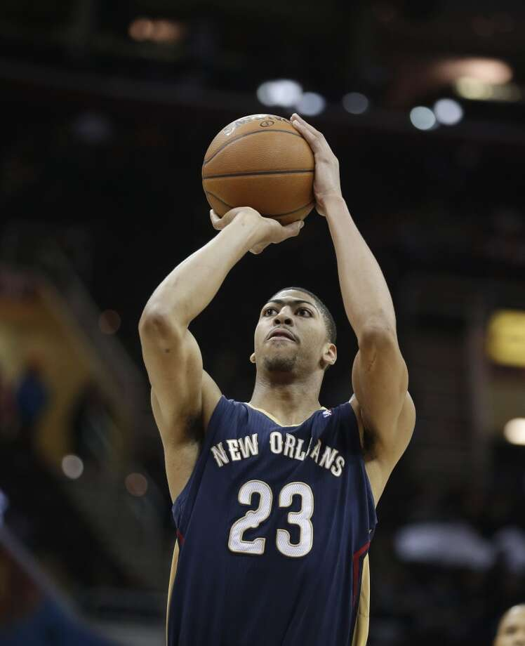 21. Pelicans (20-26)  January ranking: 14 December ranking: 13 Preseason ranking: 15 Even without big men Ryan Anderson and Jason Smith, Anthony Davis just continues to blossom as an all-around force (and potential All Star replacement pick) and the Pels have turned things around lately, winning four of five. They spend most of February on the road, where they are just 9-15. Photo: Tony Dejak, Associated Press