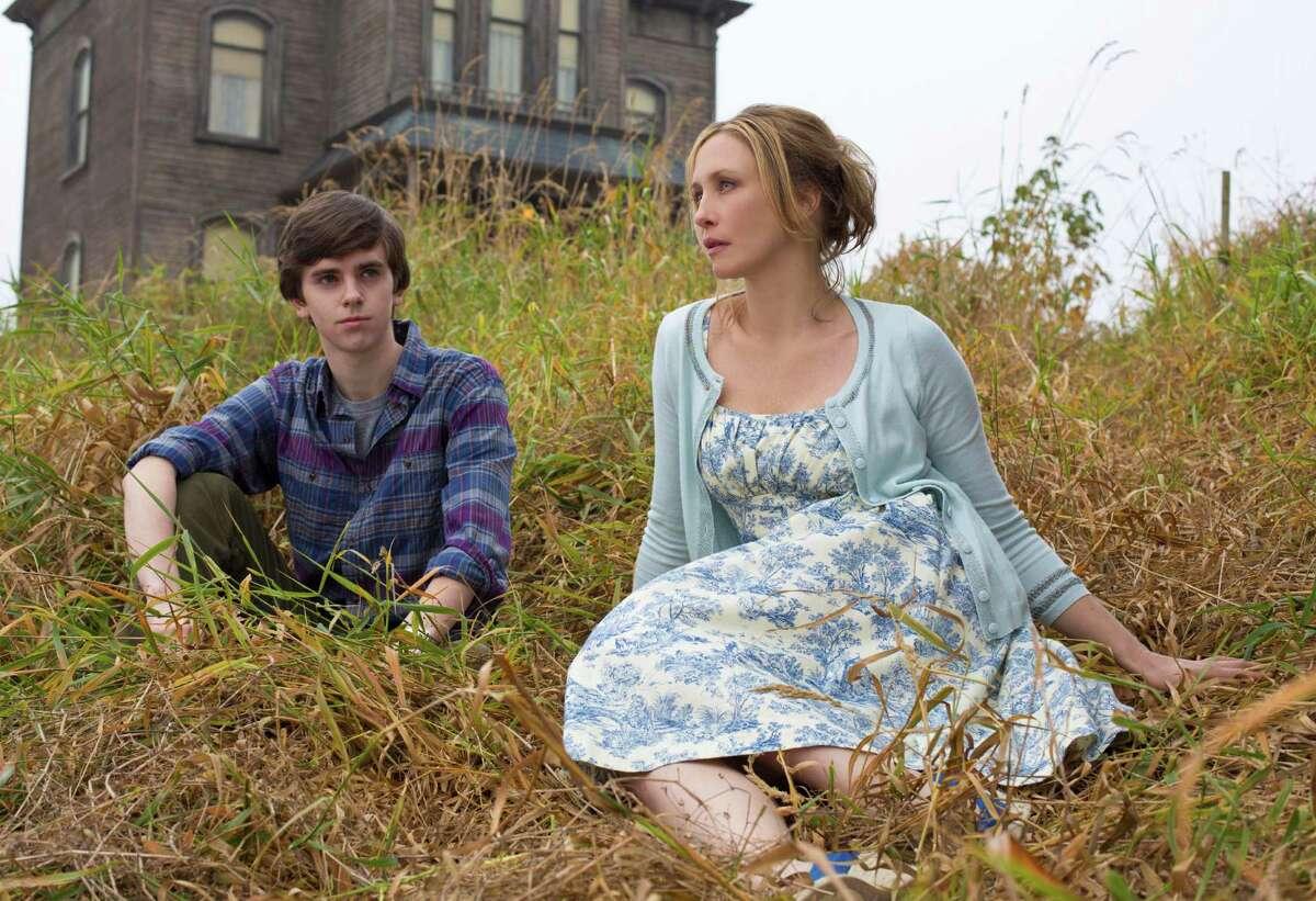 'Bates Motel: Season 1' - Vera Farmiga stars with Freddie Highmore in