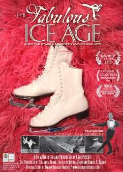 "'The Fabulous Ice Age' - ""The Fabulous Ice Age"" chronicles the era of the great American touring iceshows revealing how, with their dazzling production numbers and variety acts, they dominate family entertainment for decades. It also depicts one skater's quest to keep this history from being forgotten. The ice shows' creation and success changed the lives of skaters and audiences alike - eventually exporting American culture around the world. Rare archival footage, candid interviews with producers, skating legends and devoted chorus gypsies bring this never-before-told history of a uniquely American art form to life. Available: Feb. 3"
