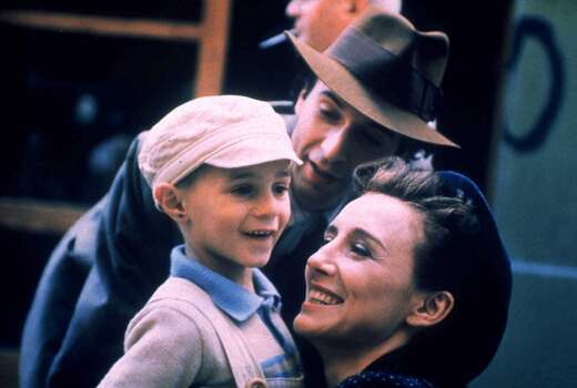 """Life is Beautiful"" - A Jewish man hides the horrors of life in a Nazi concentration camp from his young son by pretending it's a game.Best Actor (Robert Benigni)Best Original ScoreBest Foreign Language FilmRelated: Full list of nominees for the 86th Academy Awards Photo: HO, REUTERS"
