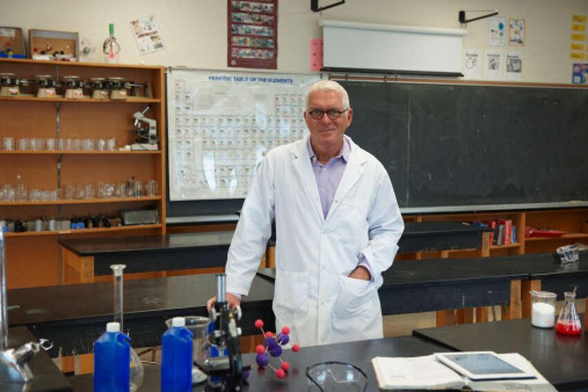Chemistry Teacher (postsecondary) - $100,030Source: U.S. Bureau of Labor Statistics, May 2012 Metropolitan and Nonmetropolitan Area Occupational Employment and Wage Estimates (Houston-Sugar Land-Baytown)